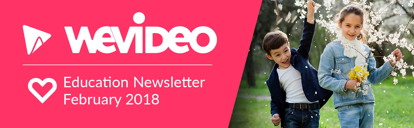 WeVideo Education Newsletter